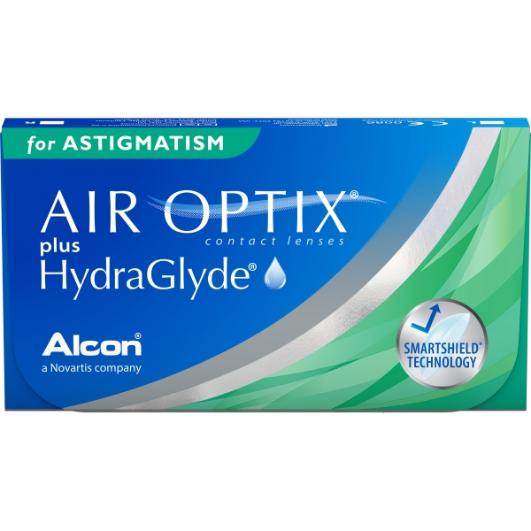 ?? Air Optix Plus Hydraglyde Toric